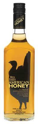 Wild Turkey Bourbon American Honey